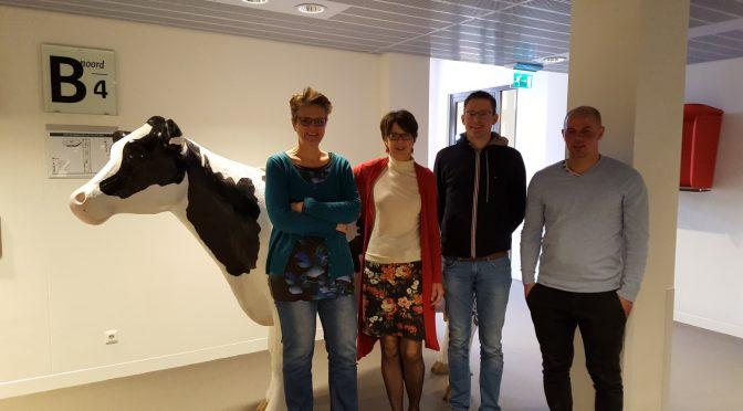 Toekomstboeren draagt in Den Haag bij aan Jonge Boeren regeling