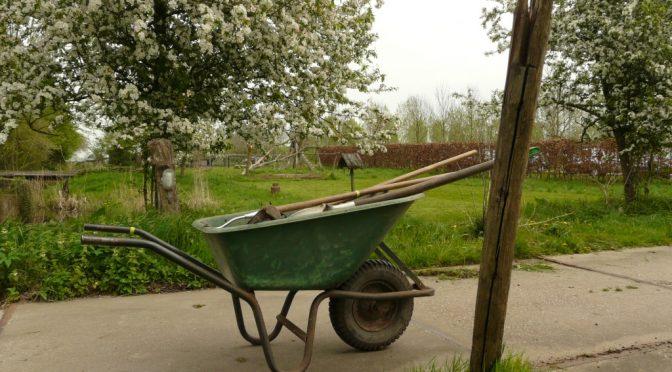 Plek voor tuinder op de Eemlandhoeve in Bunschoten