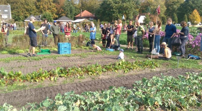 Community Supported Agriculture op de Biobeurs